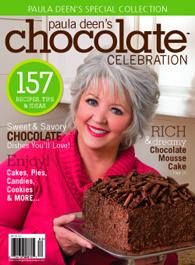 Paula deen chocolate