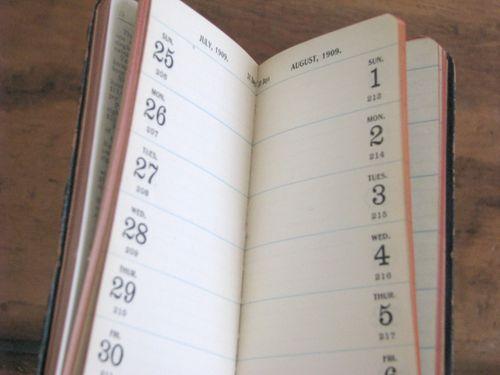 VP 334 - Datebook