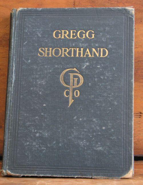 VP 328 - Gregg Shorthand