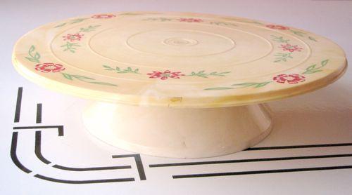 VP 220 - Revolving Cake Plate1