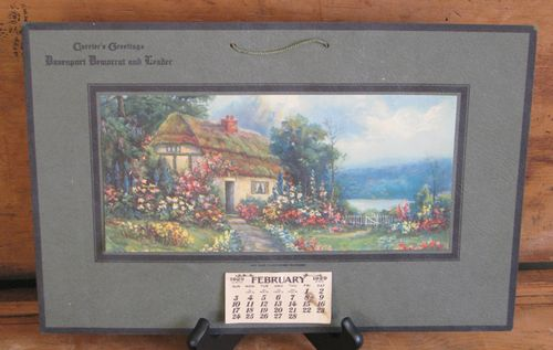 VP 386 - Cottage Calendar