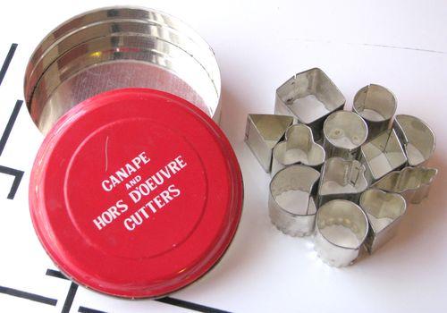VP 259 - Canape Cutters
