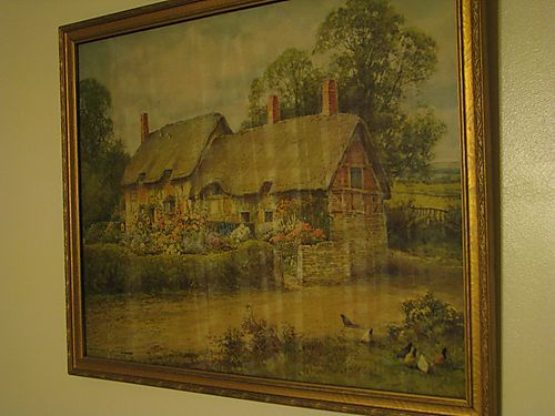 Cottage print