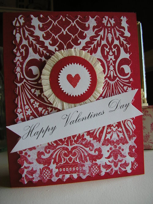 Homemade Valentine's Day Cards. By Editors of Kaboose
