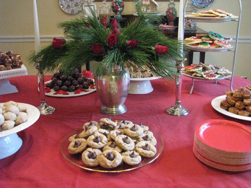 Dessert table1
