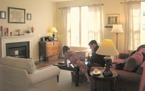 Family room fall1