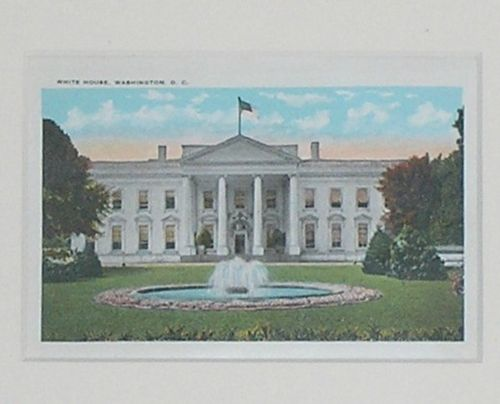 Dc postcard