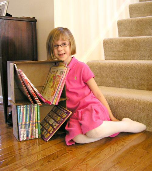 Homemade library
