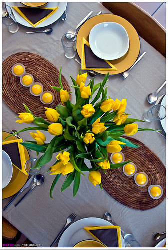 EasterTable_yellow_byDieterThePhotographer