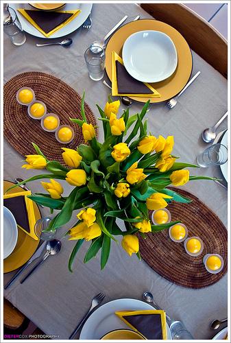 EasterTable_yellow_byDieterThePhotographer