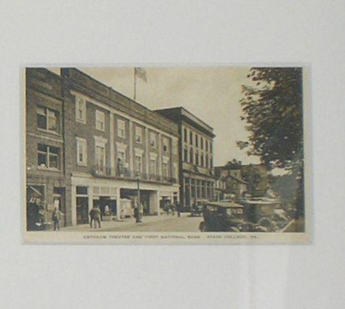 State college postcard