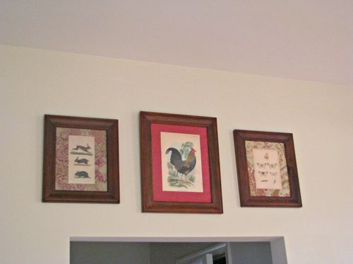 Matted pics