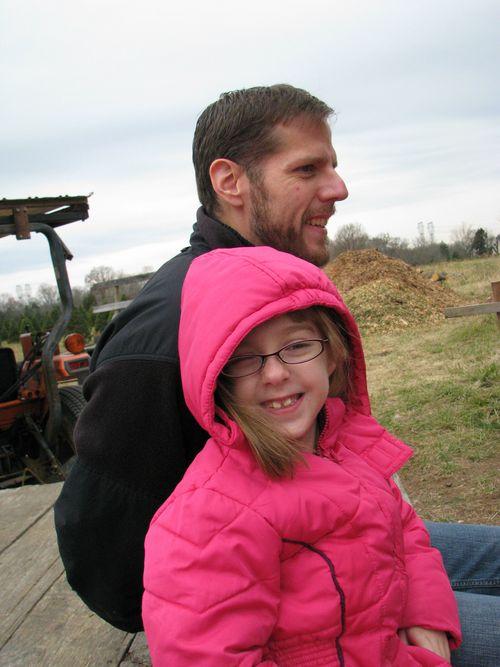 H and g at tree farm