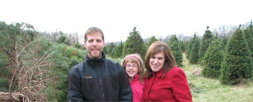 Us at Tree Farm