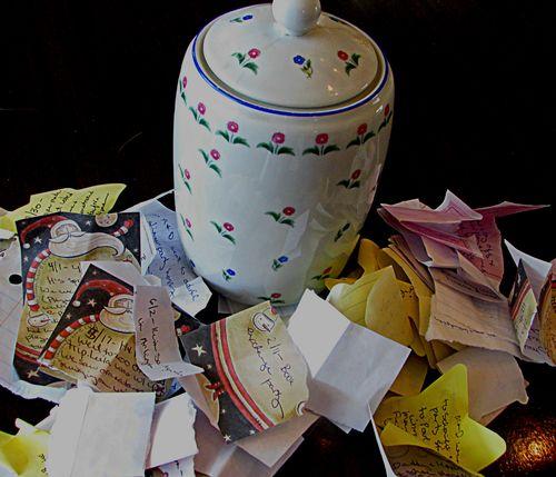2012 jar of memories