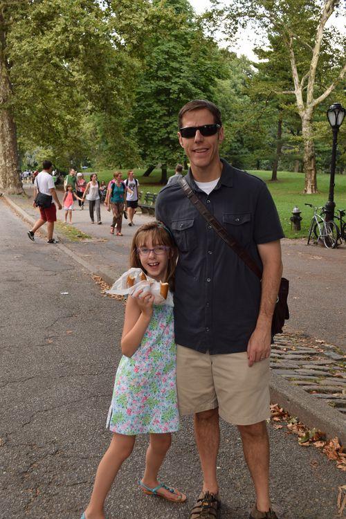 Glenn Hope Central Park