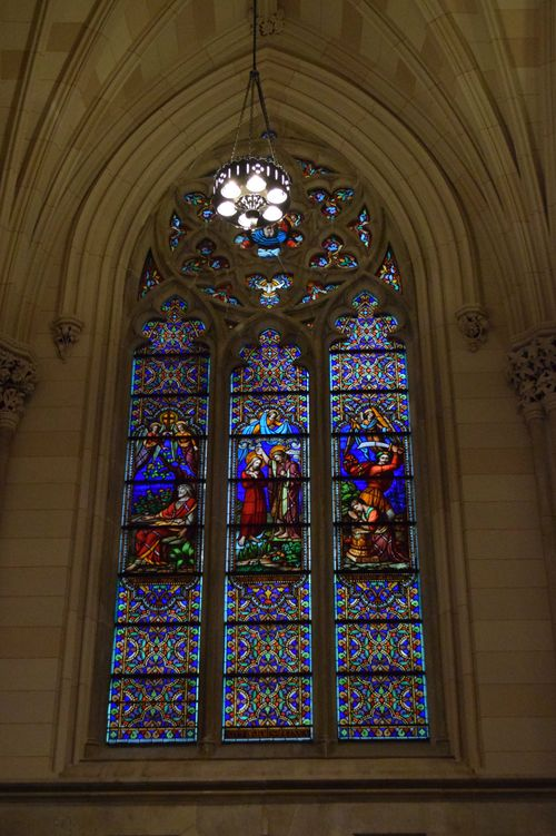 St. Patricks Cathedral Window