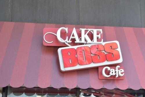 Cake Boss Cafe
