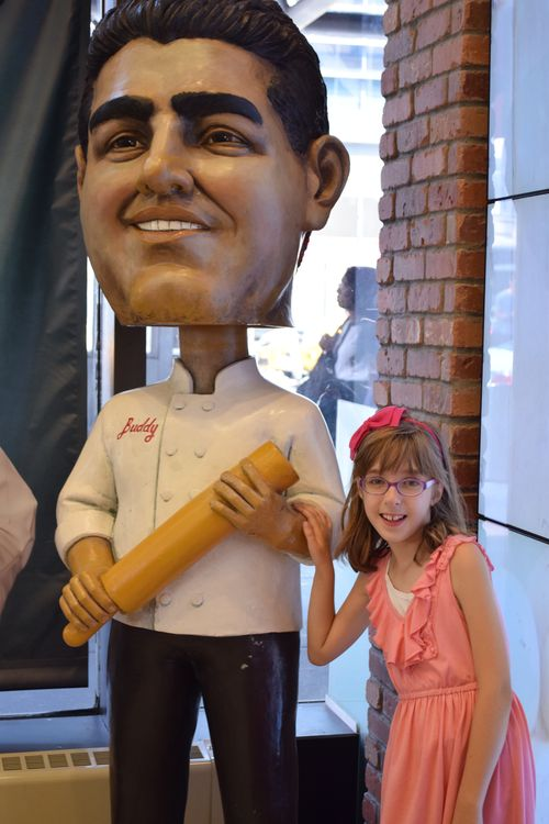 Hope and Buddy Bobblehead