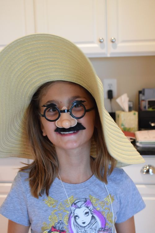 Secret Agent Party Spy Party Disguise Activity 1