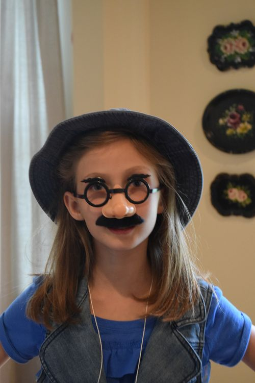 Secret Agent Party Spy Party Disguise Activity