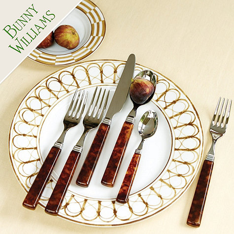 Bunny WIlliams Melange Flatware