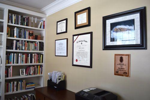 Diplomas in study