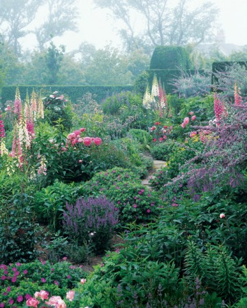 Nantucket Garden Martha Stewart