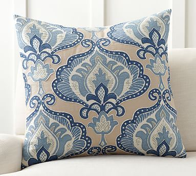 Gideon Madallion Applique - Pottery Barn
