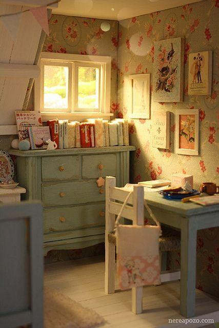 Nerapozo miniature room