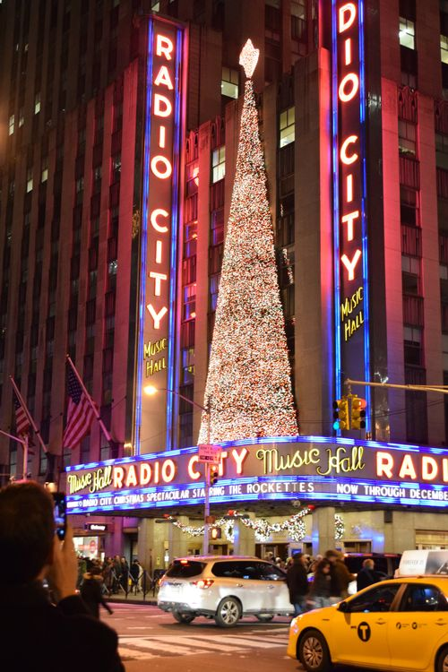 Radio City Christmas 2014