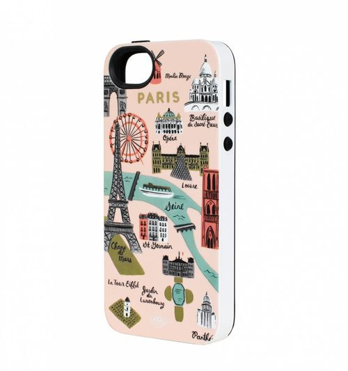 Rifle Company Paris Phone Case