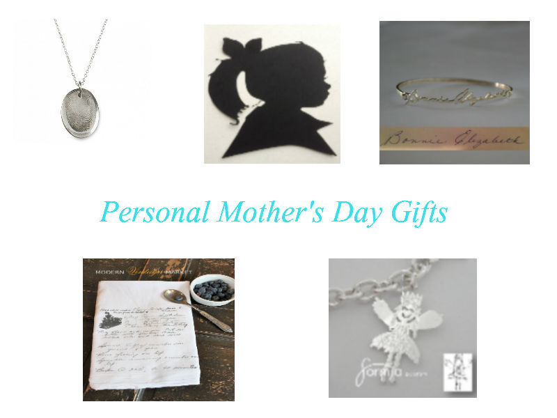 Personal Mothers Day Gifts