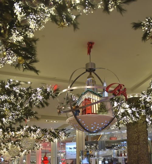 Macys Christmas Decorations 2014
