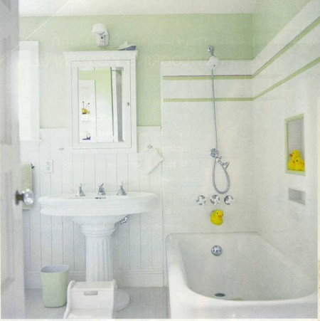 French Country Bathroom Designs on Photo Country Home This Is Our Main Bathroom When We