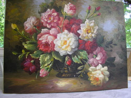 Rose_painting