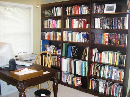 New_bookcase