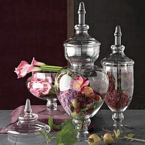 Apothecary Jars - Vintage Pretties
